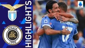 Lazio vs Spezia 6 - 1  (Serie A  2021 Goals & Highlights)