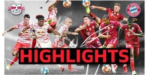 Leipzig vs Bayern Munich 1 - 4 (Bundesliga 2021 Goals & Highlights)