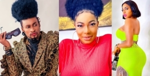 Denrele Edun Commends Chika Ike