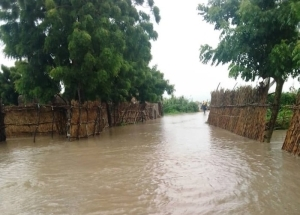 SO SAD!! Family Loses 4 Members Including Infant To Flood In Yobe