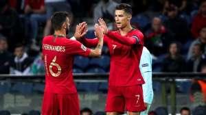 Bruno Fernandes Thinks He Will Help Cristiano Ronaldo Beat Ali Daei's Record