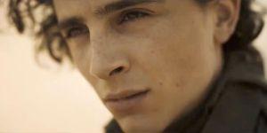Dune Movie Trailer Teaser Reveals First Footage Of Timothée Chalamet