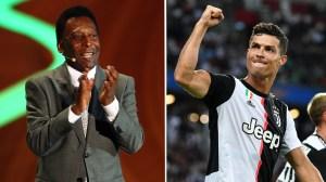 Cristiano Ronaldo plans to overtake Pele