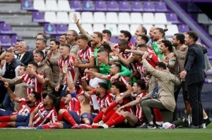 Atlético Madrid Crowned 2020/21 LaLiga Champions