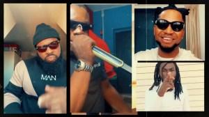 DJ Enimoney Ft. Terry G, Dapo Tuburna – Okay (Music Video)