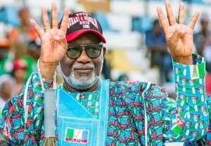 BREAKING: Akeredolu wins Ondo governorship election