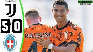 Juventus  vs Novara 5 - 0 | Friendly All Goals And Highlights (13-08-2020)