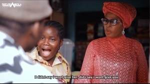 TheCute Abiola - Garri Debtor Starr. Lola Idije (Comedy Video)