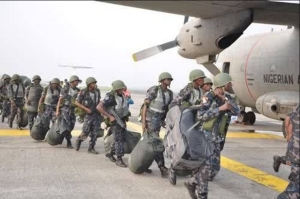 Nigerian Air Force Rescues Kidnapped Victims From Abductors In Zamfara