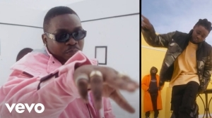 Olamide ft. Omah Lay - Infinity (Video)