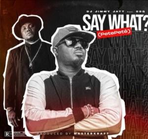 DJ Jimmy Jatt Ft. CDQ – Say What (Pete Pete)