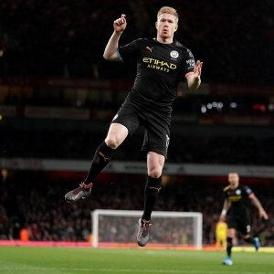 Kevin De Bruyne Has Been Nominated For The UEFA Men's Player Of The Year Award