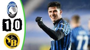 Atalanta vs Young Boys  1 − 0 (Champions League 2021 Goals & Highlights)
