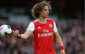 David Luiz Speaks After Man City Beat Arsenal 3 – 0 (See What He Said)