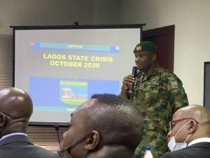 We Will Repeat What We Did In Lekki - Nigerian Army Declares