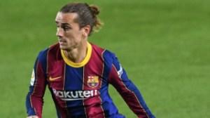 Agents of Griezmann set for Chelsea, Man City talks