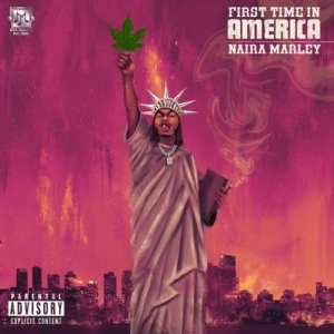 Naira Marley – First Time In America (Official Audio)
