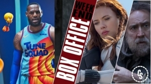 Box Office: LeBron James' Space Jam Dunks Over Black Widow, See Top 10 List