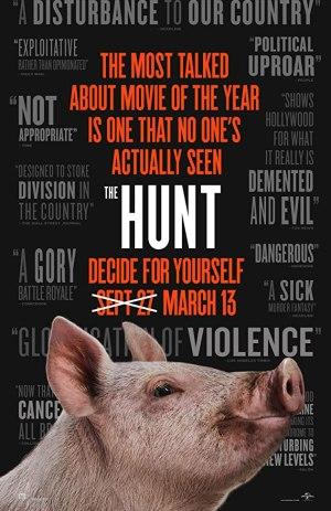 The Hunt (2020) [Movie]