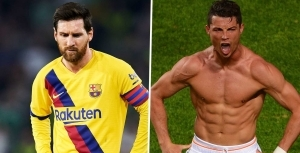 Christiano Ronaldo is incredible but Messi is the best–jurgen klopp