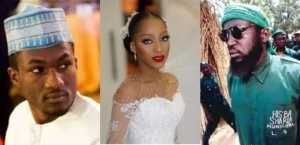 Zahra Not Above The Law – Hisbah Slams Yusuf Buhari Fiancee's Bridal Gown