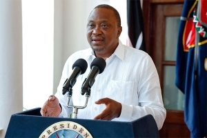 President Uhuru Bans S*x For The Next 6 Months To Curb Coronavirus Spread