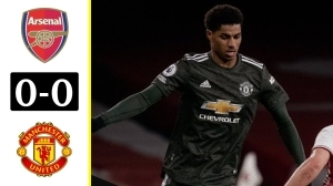 Arsenal vs Manchester United  0 - 0 (EPL Goals & Highlights 2021)