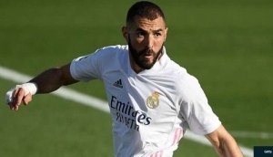 Benzema Out Of Real Madrid Squad To Face Inter Milan