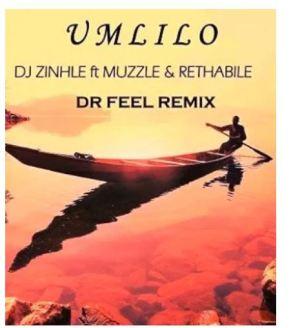 DJ Zinhle Ft. Muzzle & Rethabile – Umlilo (Dr Feel Remix)