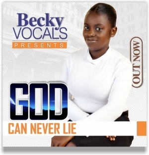 Becky Vocals – God Can Never Lie