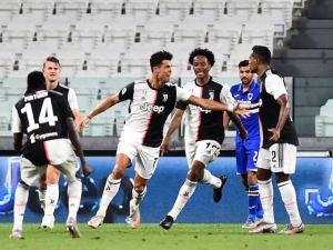 Juventus 3 Vs 0 Sampdoria (Serie A) Highlights