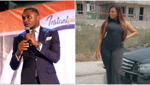 Ubi Franklin's Fourth Baby Mama, Sandra Iheuwa Denies Him Access To His Daughter