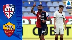 Cagliari vs Roma 3 - 2 (Serie A  Goals & Highlights 2021)