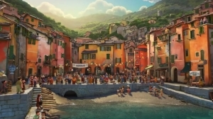New Luca Featurette Takes Us to the Fictional Town of Portorosso