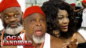 Oga Landlord (Old Nollywood Movie)