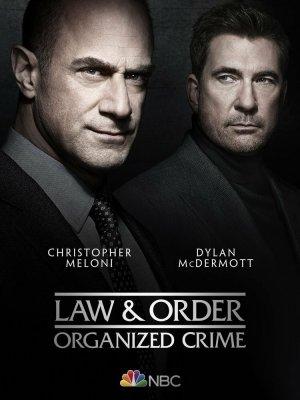 Law And Order Organized Crime Season 02