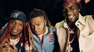 Lil Gotit - Get N Dere Gang ft Lil Keed and Yak Gotti (Video)