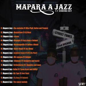Mapara A Jazz – Street Tunes 2nd Avenue (Album)