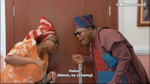 Mr Macaroni – Caught  In The Act  (Comedy Video)