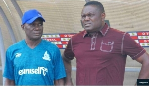 SO SAD!! Rivers United Manager Eguma Kidnapped By Unknown Gunmen