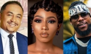 Daddy Freeze Confirms Dating Rumors Of Mercy Eke And Willie XO – Video