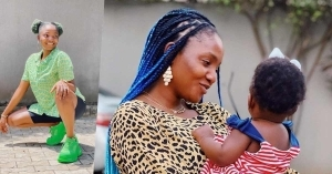 """""""Having A Child Changed Me, Made Me More Empathic"""" – Simi (Video)"""