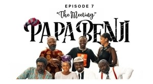 Papa Benji: Episode 7 (The Meeting)