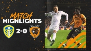 Leeds United 1 -  1 Hull City (PEN 8 - 9) Highlights