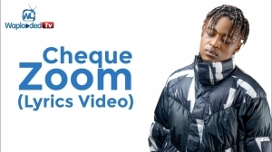 Cheque Zoom (Lyrics Video)