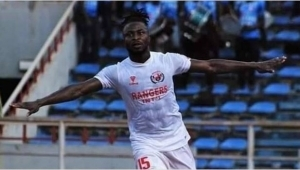 Oh No! Talented Nigerian Footballer, Ifeanyi George Dies In Horrific Road Accident (Photo)