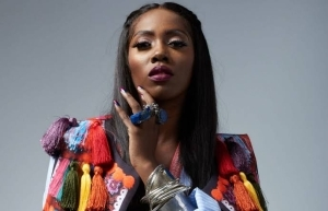 Twitter Is Not Our Problem – Tiwa Savage Lectures Buhari And Nigerians After Social Media Platform Ban