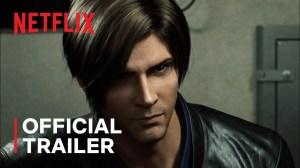 Resident Evil: Infinite Darkness (Trailer)