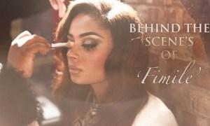 (B.T.S) VIDEO: Lola Rae – Fi Mi Le ft. Iyanya