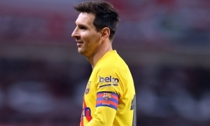 Report: Lionel Messi will sign a 2-year contract extension with Barcelona
